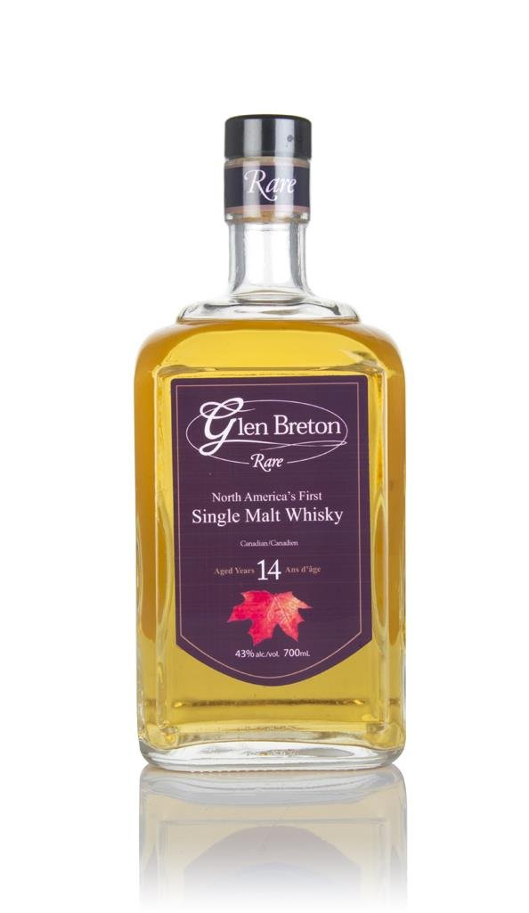 Glen Breton Rare 14 Year Old (43%) Single Malt Whisky