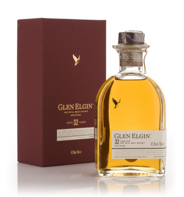 Glen Elgin 32 Year Old 3cl Sample Single Malt Whisky