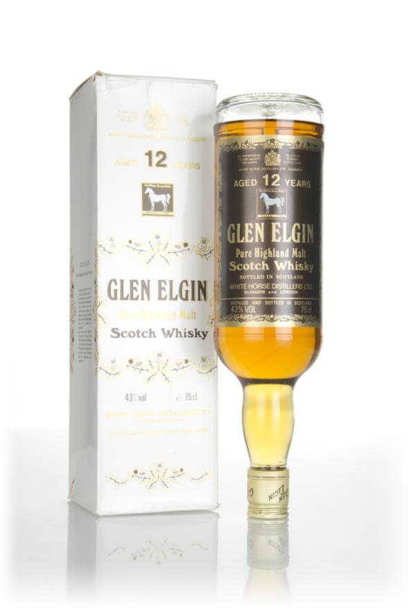 Glen Elgin 12 Year Old (White Horse Distillers) Single Malt Whisky