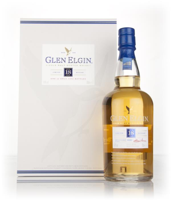 Glen Elgin 18 Year Old 1998 (Special Release 2017) Single Malt Whisky