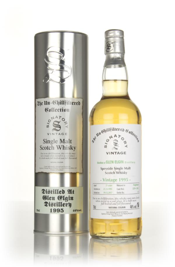 Glen Elgin 21 Year Old 1995 (cask 3259 & 3262) - Un-Chillfiltered Coll Single Malt Whisky