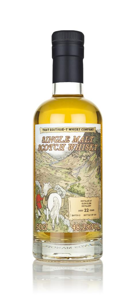Glen Elgin 22 Year Old (That Boutique-y Whisky Company) Single Malt Whisky