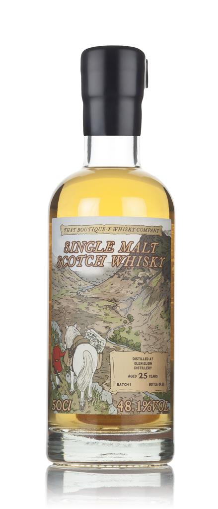 Glen Elgin 25 Year Old (That Boutique-y Whisky Company) 3cl Sample Single Malt Whisky