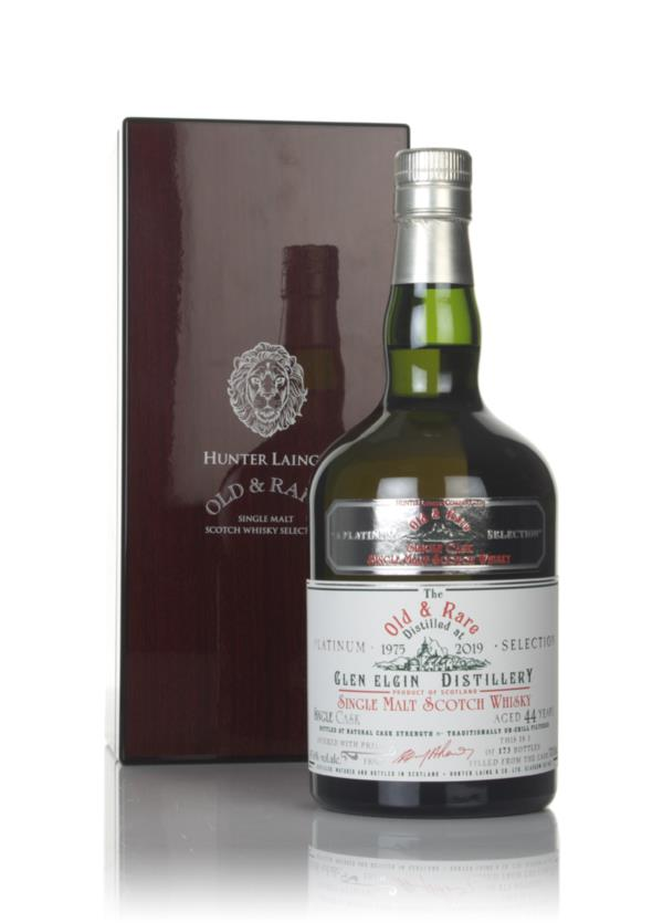 Glen Elgin 44 Year Old 1975 - Old & Rare Platinum (Hunter Laing) Single Malt Whisky