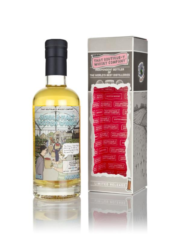Glen Garioch 10 Year Old (That Boutique-y Whisky Company) Single Malt Whisky