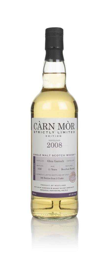 Glen Garioch 11 Year Old 2008  - Strictly Limited (Carn Mor) Single Malt Whisky