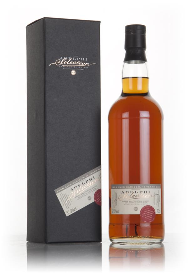Glen Garioch 18 Year Old 1998 (cask 3739) (Adelphi) 3cl Sample Single Malt Whisky