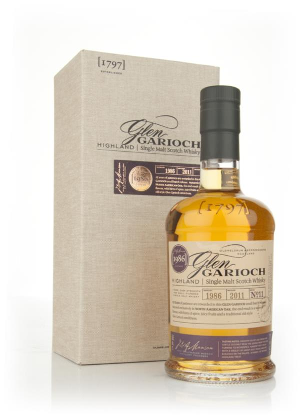 Glen Garioch 1986 - Batch 11 Single Malt Whisky