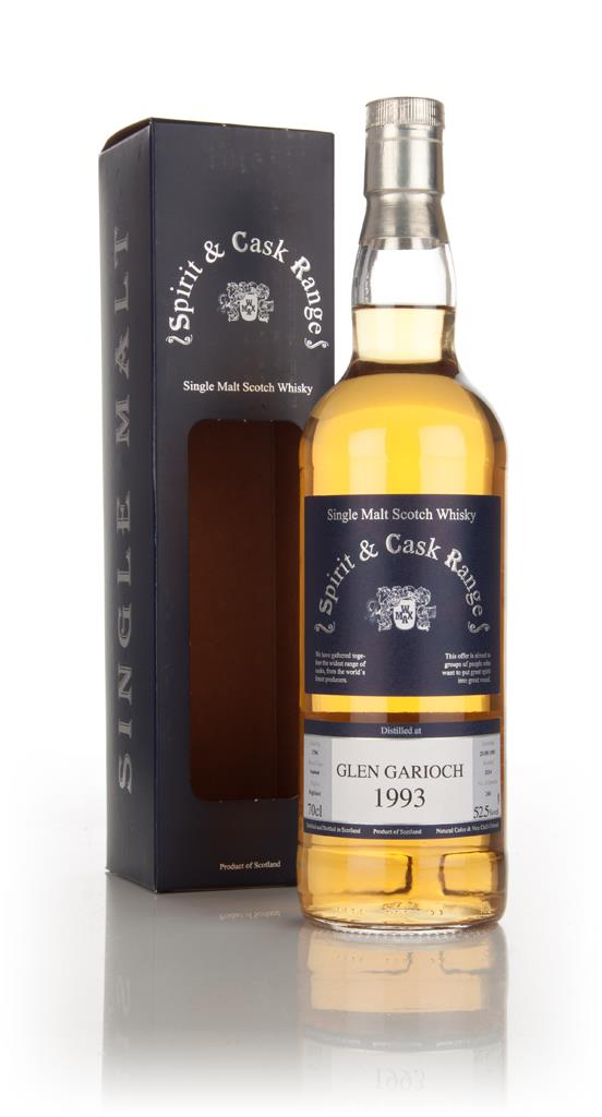 Glen Garioch 1993 (cask 1794) - Spirit & Cask Range Single Malt Whisky