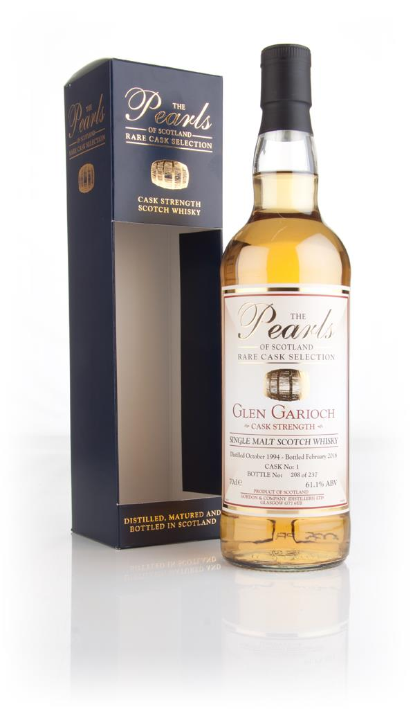 Glen Garioch 21 Year Old 1994 (cask 1) - Pearls Of Scotland (Gordon & Single Malt Whisky