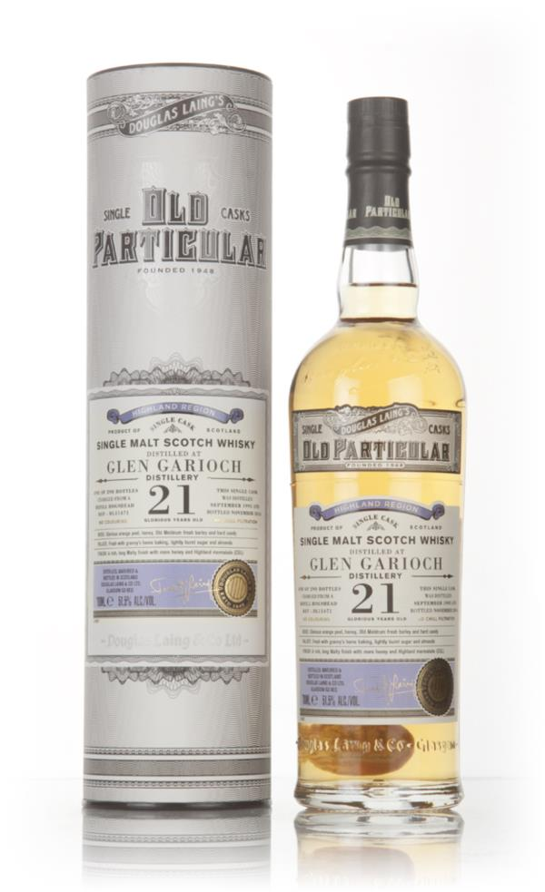 Glen Garioch 21 Year Old 1995 (cask 11471) - Old Particular (Douglas L Single Malt Whisky