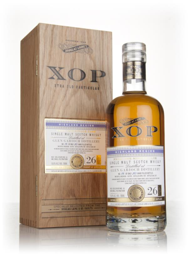 Glen Garioch 26 Year Old 1991 (cask 11761) - Xtra Old Particular (Doug Single Malt Whisky 3cl Sample