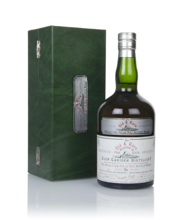 Glen Garioch 36 Year Old 1968 - Old & Rare Platinum (Douglas Laing) Single Malt Whisky
