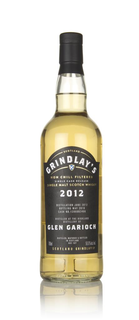 Glen Garioch 5 Year Old 2012 (cask 1200002406) (Scotland Grindlay) Single Malt Whisky