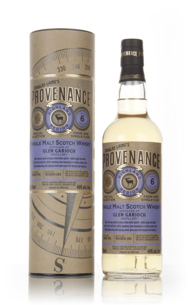 Glen Garioch 6 Year Old 2010 (cask 11560) - Provenance (Douglas Laing) Single Malt Whisky