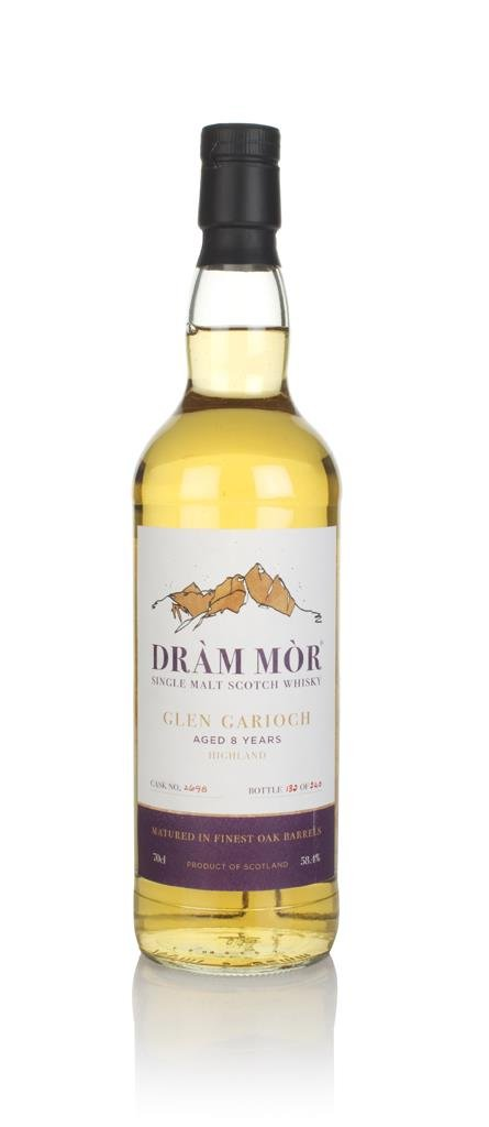 Glen Garioch 8 Year Old (cask 2698) - Dram Mor Single Malt Whisky