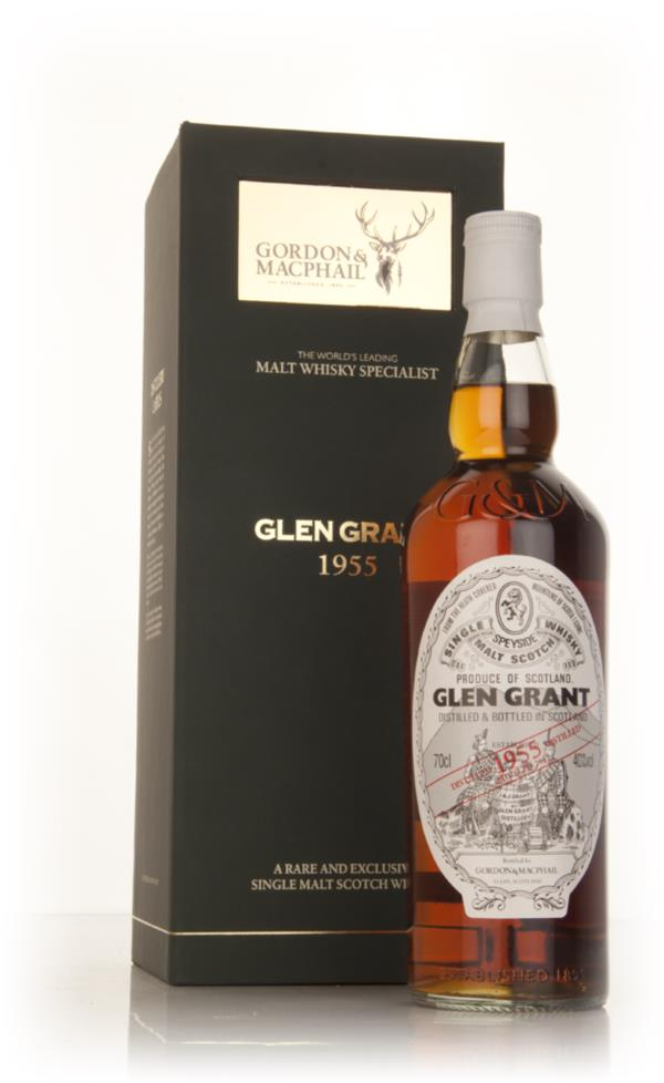 Glen Grant 1955 (Gordon & MacPhail) Single Malt Whisky