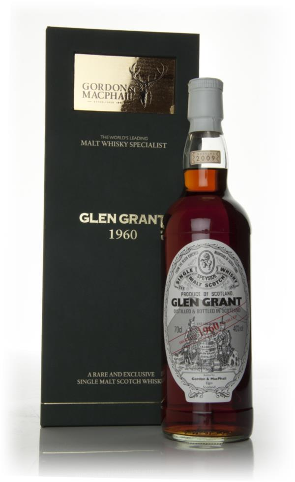 Glen Grant 1960 (Gordon and MacPhail) Single Malt Whisky