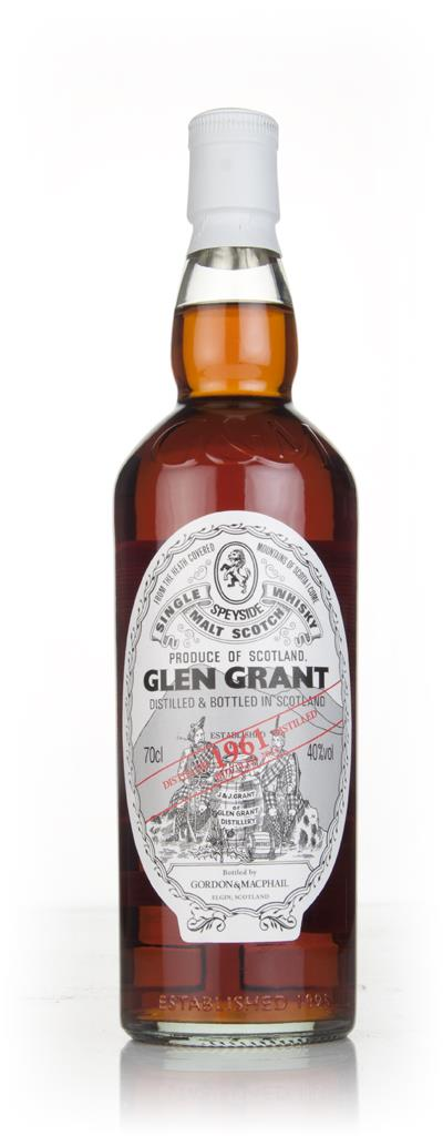 Glen Grant 1961 (Gordon & MacPhail) Single Malt Whisky