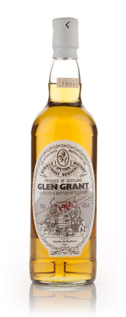 Glen Grant 1966 (Gordon and MacPhail) Single Malt Whisky