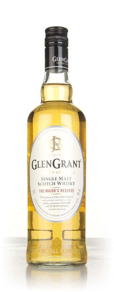 Glen Grant The Majors Reserve Single Malt Whisky