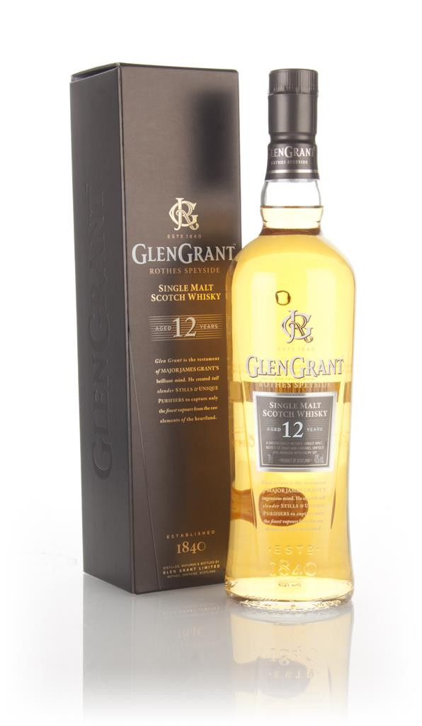 Glen Grant 12 Year Old Single Malt Whisky
