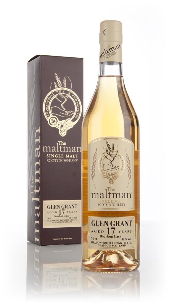 Glen Grant 17 Year Old 1995 (cask 97266) - The Maltman Single Malt Whisky