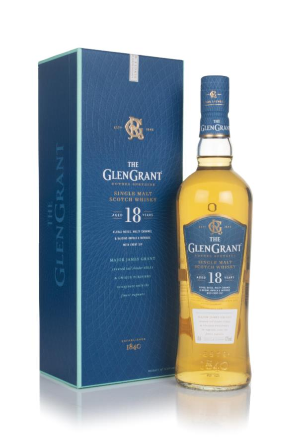 Glen Grant 18 Year Old Rare Edition 3cl Sample Single Malt Whisky
