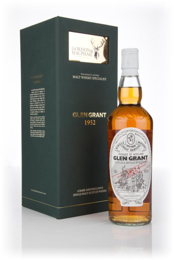 Glen Grant 1952 (Gordon & MacPhail) Single Malt Whisky
