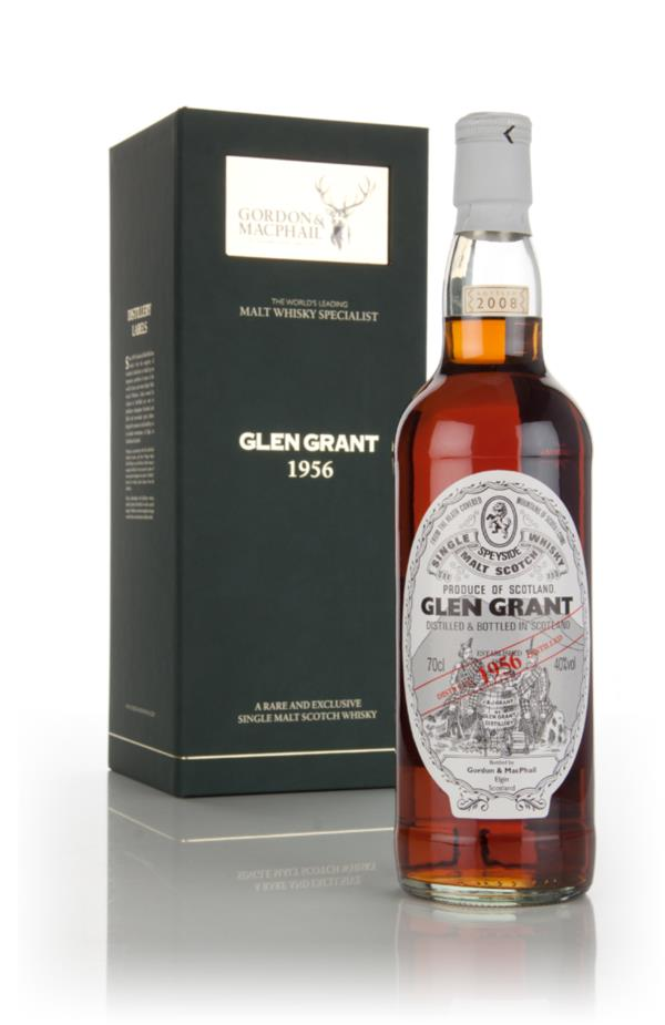 Glen Grant 1956 (bottled 2008) (Gordon & MacPhail) Single Malt Whisky