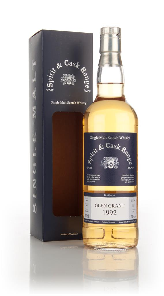Glen Grant 1992 (cask 0815) - Spirit & Cask Range Single Malt Whisky