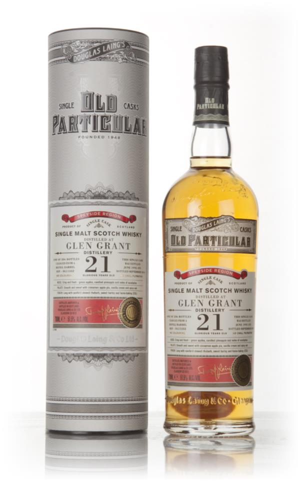 Glen Grant 21 Year Old 1995 (cask 11332) - Old Particular (Douglas Lai Single Malt Whisky