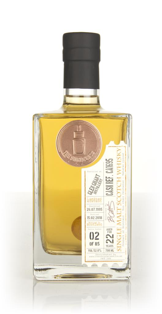 Glen Grant 22 Year Old 1995 (cask CA1695) - The Single Cask Single Malt Whisky