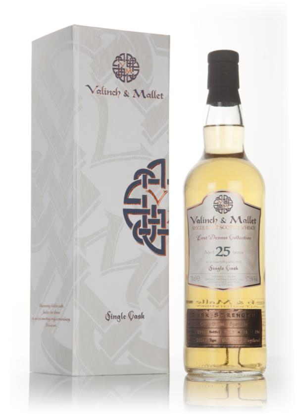 Glen Grant 25 Year Old 1990 - Lost Drams Collection (Valinch & Mallet) Single Malt Whisky