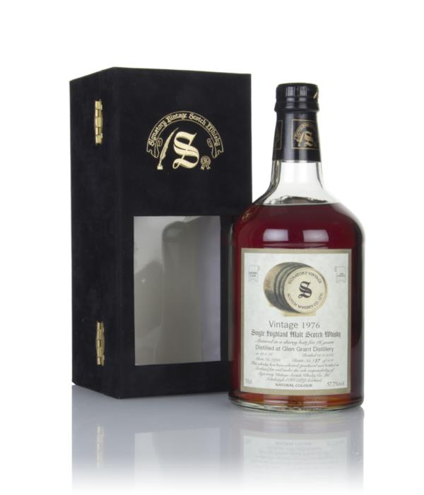 Glen Grant 26 Year Old 1976 (cask 2892) - Signatory Single Malt Whisky
