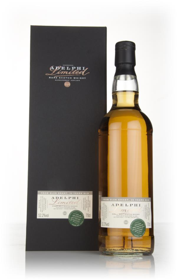 Glen Grant 29 Year Old 1988 (cask 9174) (Adelphi) 3cl Sample Single Malt Whisky