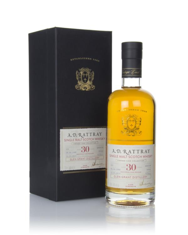 Glen Grant 30 Year Old 1988 (cask 9173) - Cask Collection (A.D Rattray Single Malt Whisky