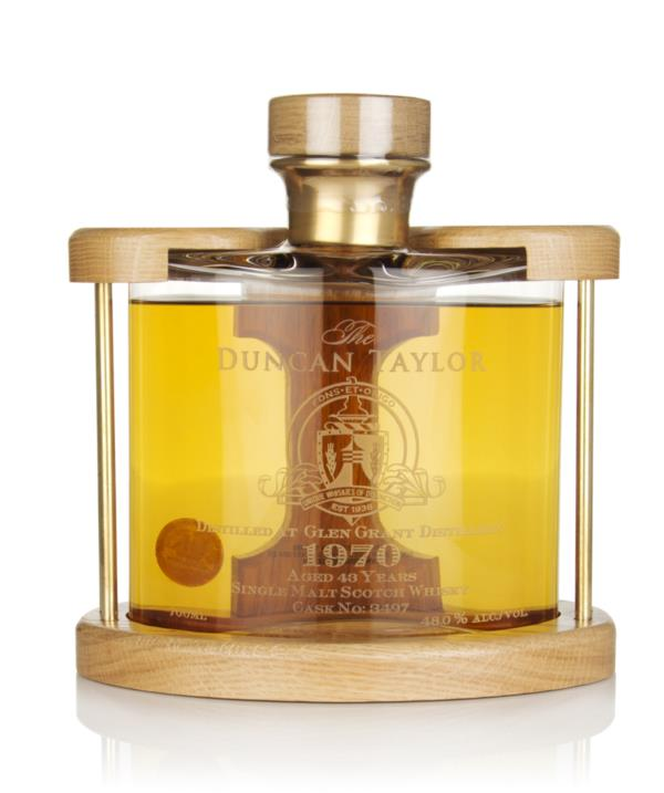 Glen Grant 43 Year Old 1970 (cask 3497) - Tantalus (Duncan Taylor) Single Malt Whisky