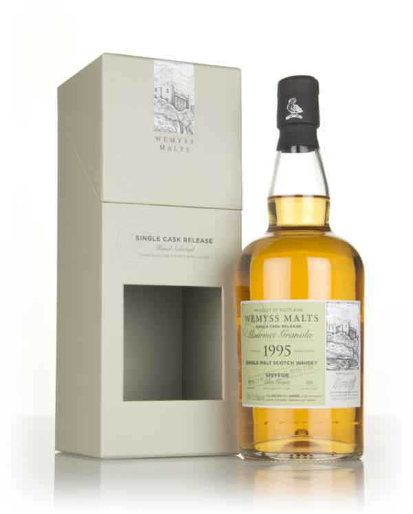 Gourmet Granola 1995 (bottled 2017) - Wemyss Malts (Glen Grant) Single Malt Whisky