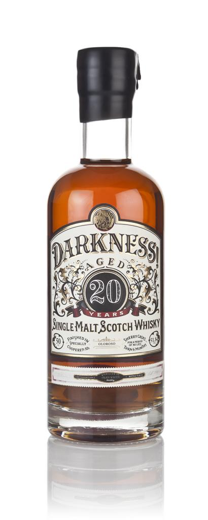 Darkness! Glen Keith 20 Year Old Oloroso Cask Finish 3cl Sample Single Malt Whisky