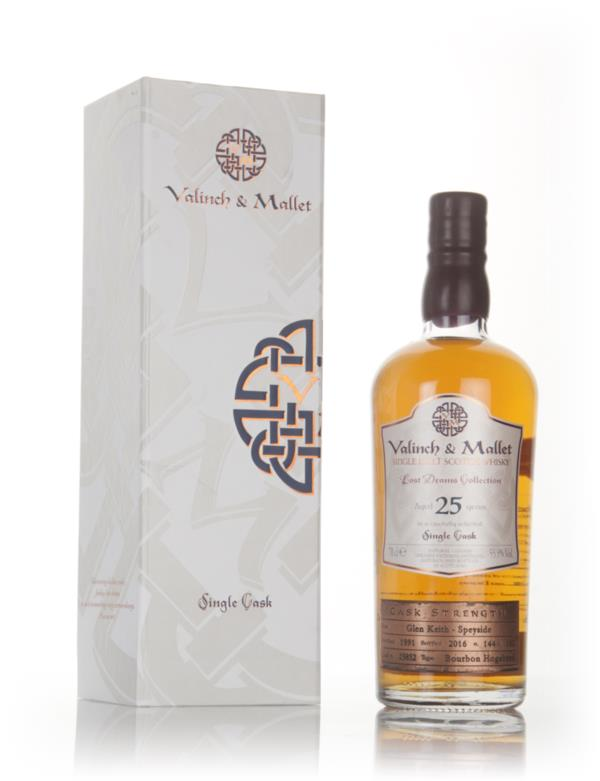 Glen Keith 25 Year Old (cask 15852) - Lost Drams Collection (Valinch & Single Malt Whisky