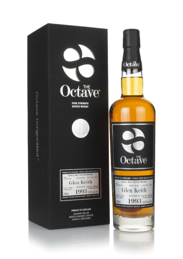 Glen Keith 26 Year Old 1993 (cask 10224236) - The Octave (Duncan Taylo Single Malt Whisky