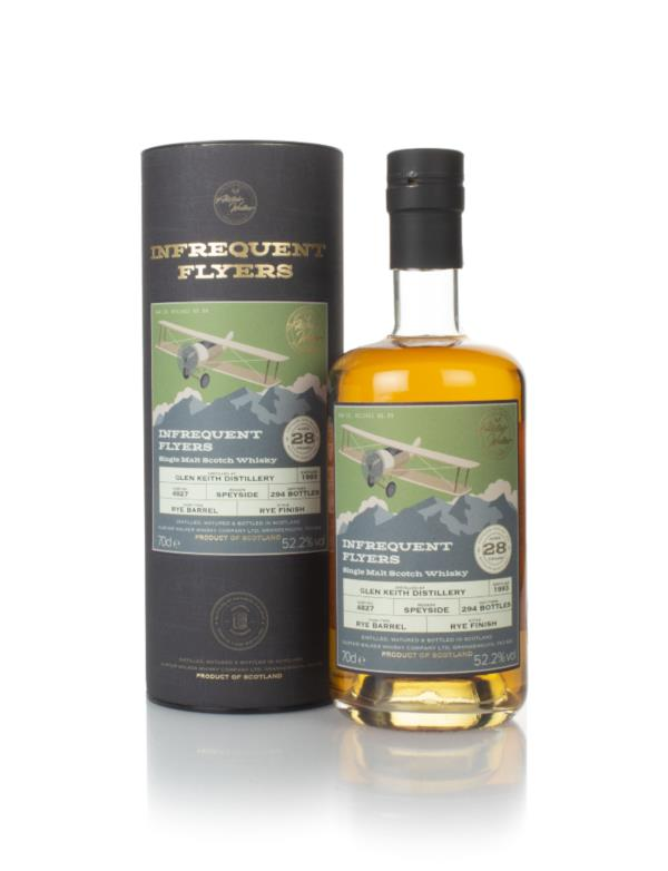 Glen Keith 28 Year Old 1993 (cask 4827) - Infrequent Flyers (Alistair Single Malt Whisky