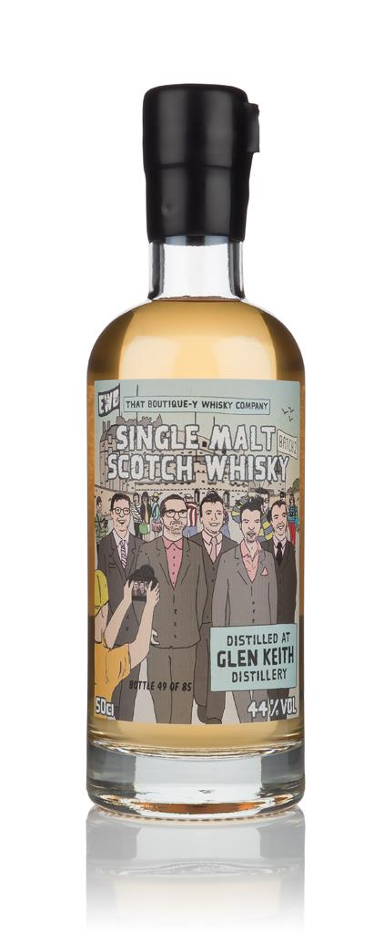 Glen Keith - Batch 2 (That Boutique-y Whisky Company) 3cl Sample Single Malt Whisky