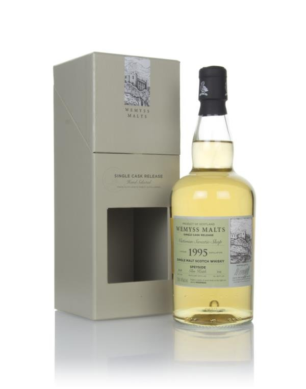 Victorian Sweet Shop 1995 (bottled 2018) - Wemyss Malts (Glen Keith) Single Malt Whisky