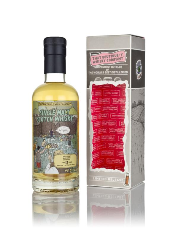 Glen Moray 12 Year Old (That Boutique-y Whisky Company) Single Malt Whisky