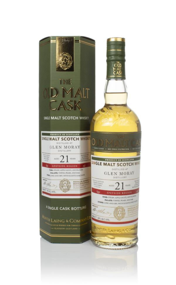 Glen Moray  21 Year Old 1997 (cask 17201) - Old Malt Cask (Hunter Lain Single Malt Whisky