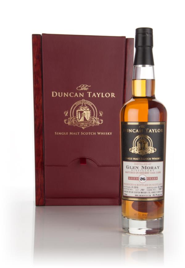 Glen Moray 26 Year Old 1988 (cask 708671) - The Duncan Taylor Single 3 Single Malt Whisky 3cl Sample