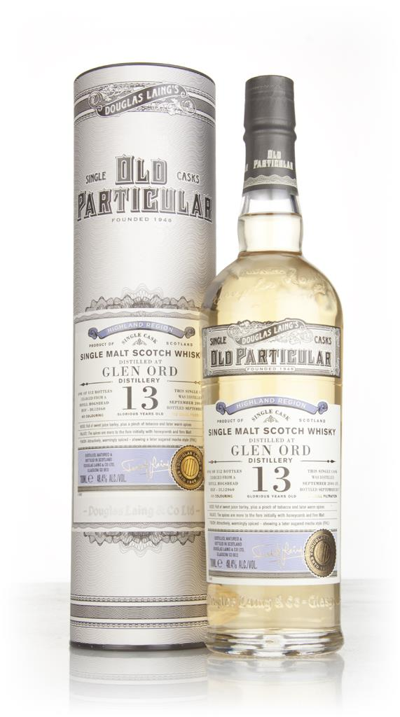 Glen Ord 13 Year Old 2004 (cask 12060) - Old Particular (Douglas Laing Single Malt Whisky