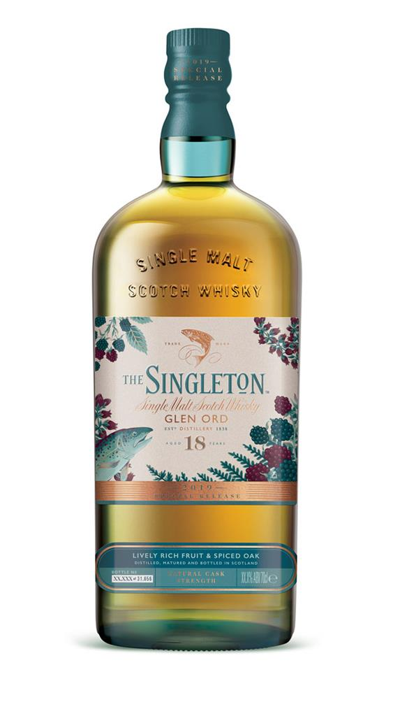 The Singleton of Glen Ord 18 Year Old (Special Release 2019) Single Malt Whisky
